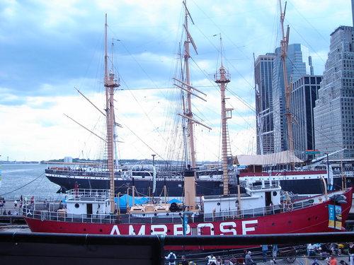South Sea Port