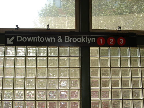 subway- Upper west side