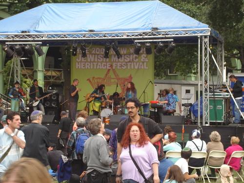 Jewish festival music