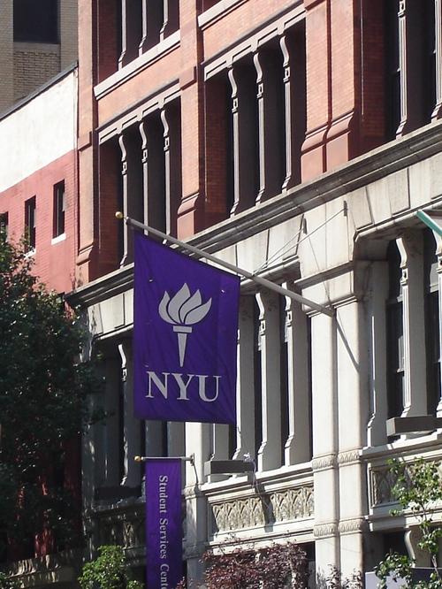 Nyu; new york university